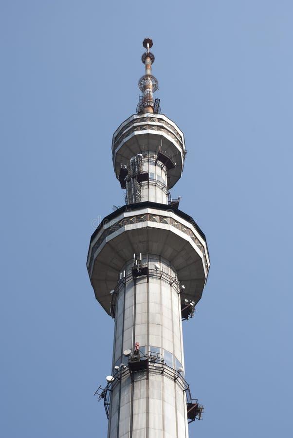 башня almaty стоковое изображение rf