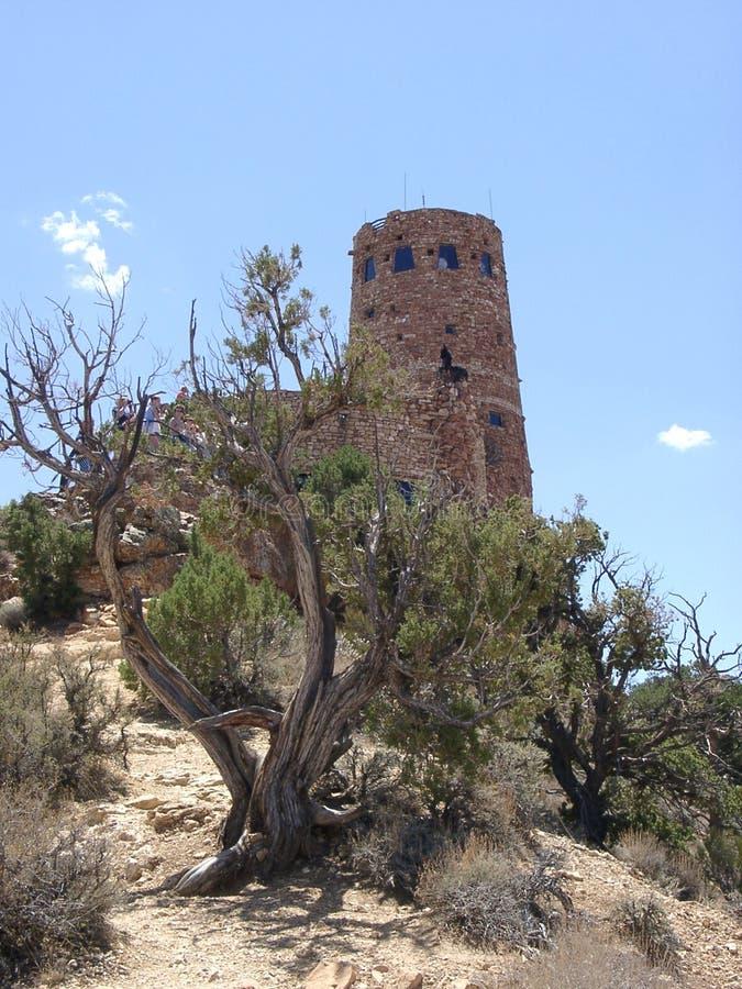 башня Anasazi Стоковое фото RF