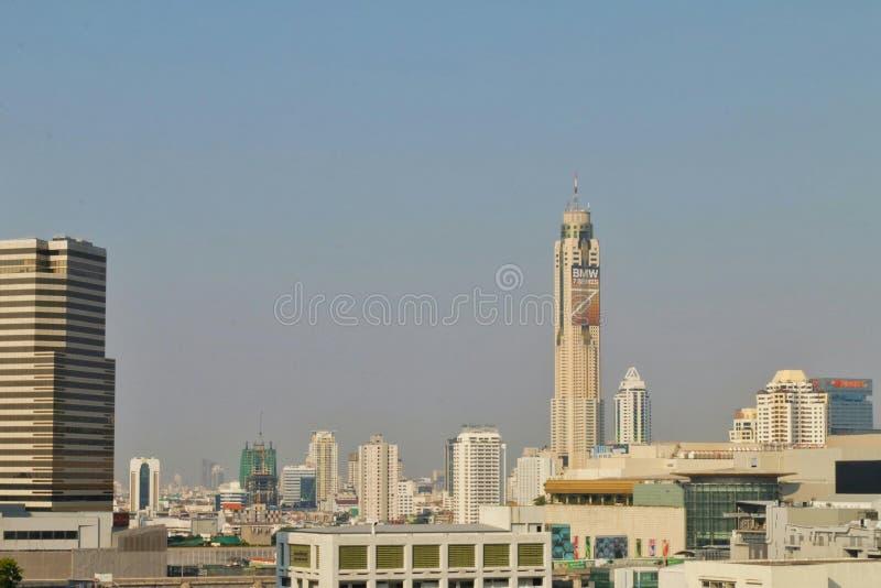 Башня Baiyok стоковое фото rf