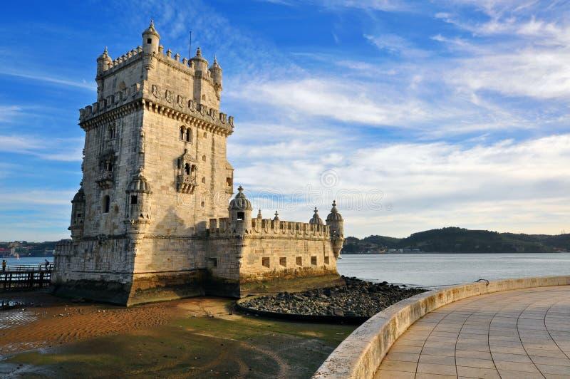Башня Belem, Лиссабон стоковые фото