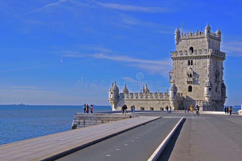 Башня Belem стоковые изображения