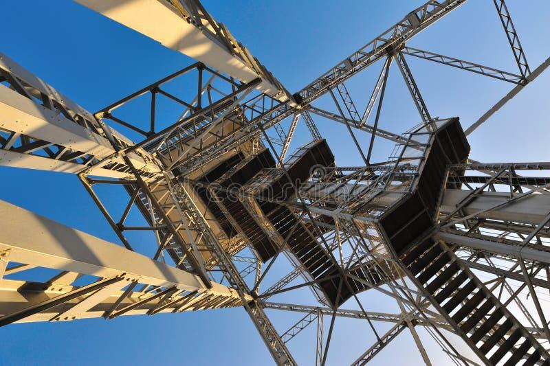 башня berlin передает стоковые фото