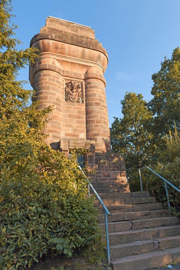 Башня Bismarck стоковые фото