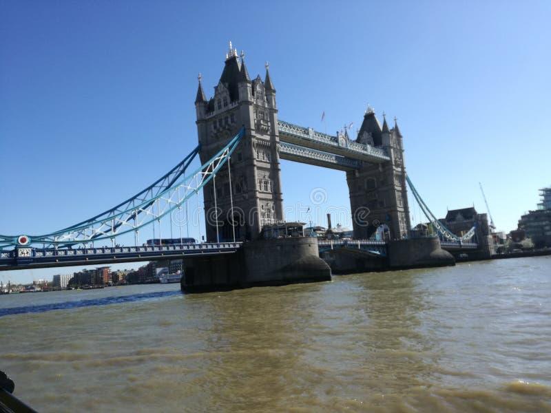 башня bridge1 стоковые фотографии rf