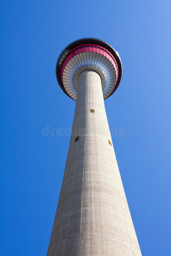 Download башня Calgary Стоковая Фотография RF - изображение: 8999737