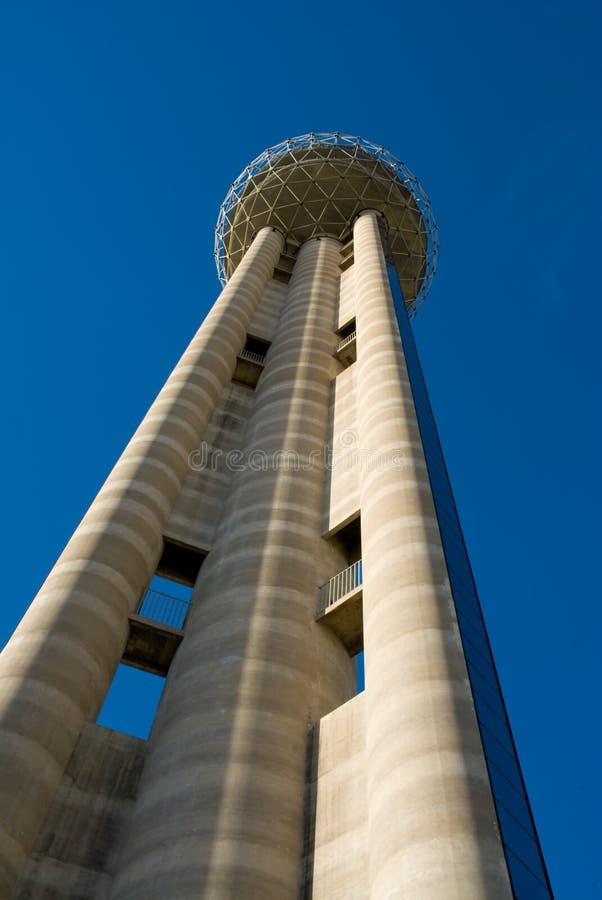 башня dallas стоковые фото