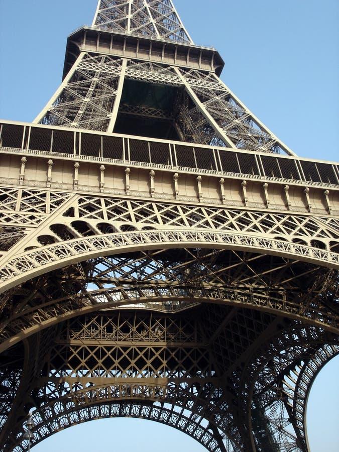 башня eiffel Франции paris стоковое изображение rf