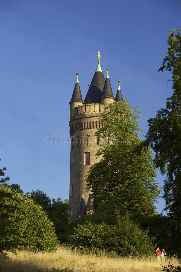 Башня Flatow стоковое изображение rf