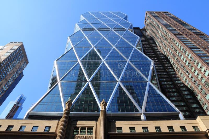 Башня Hearst стоковая фотография rf