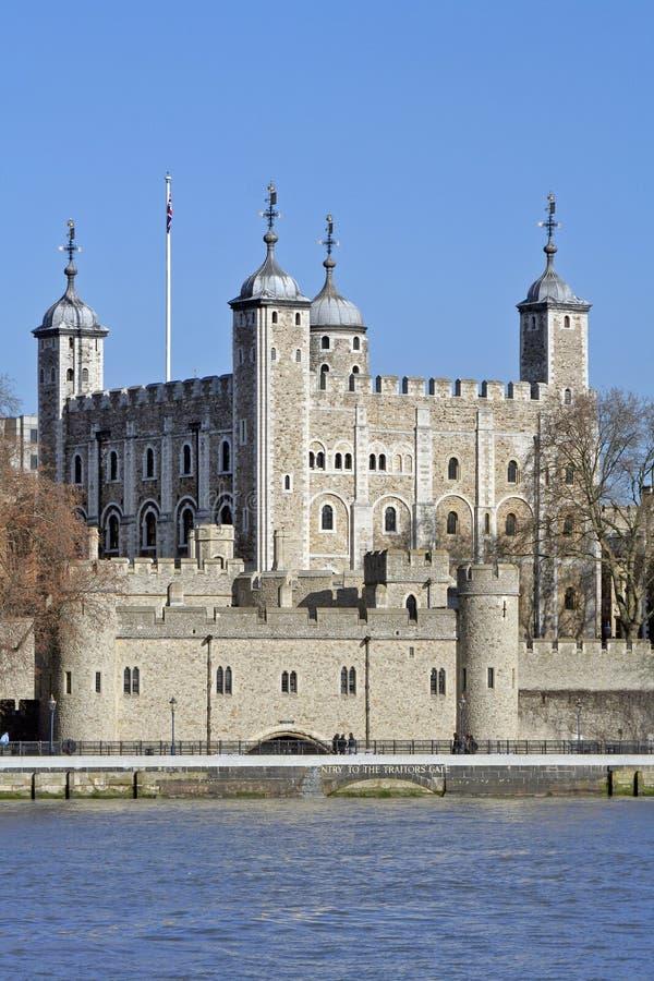 башня london стоковая фотография