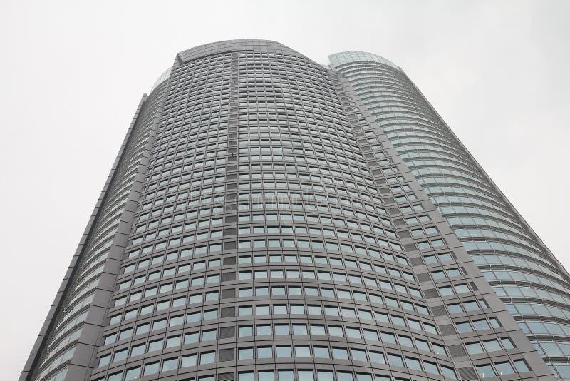 Башня Mori, токио стоковое изображение rf