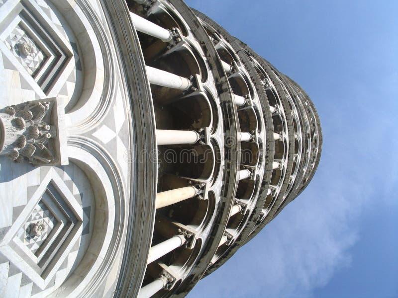 башня pisa стоковые фото