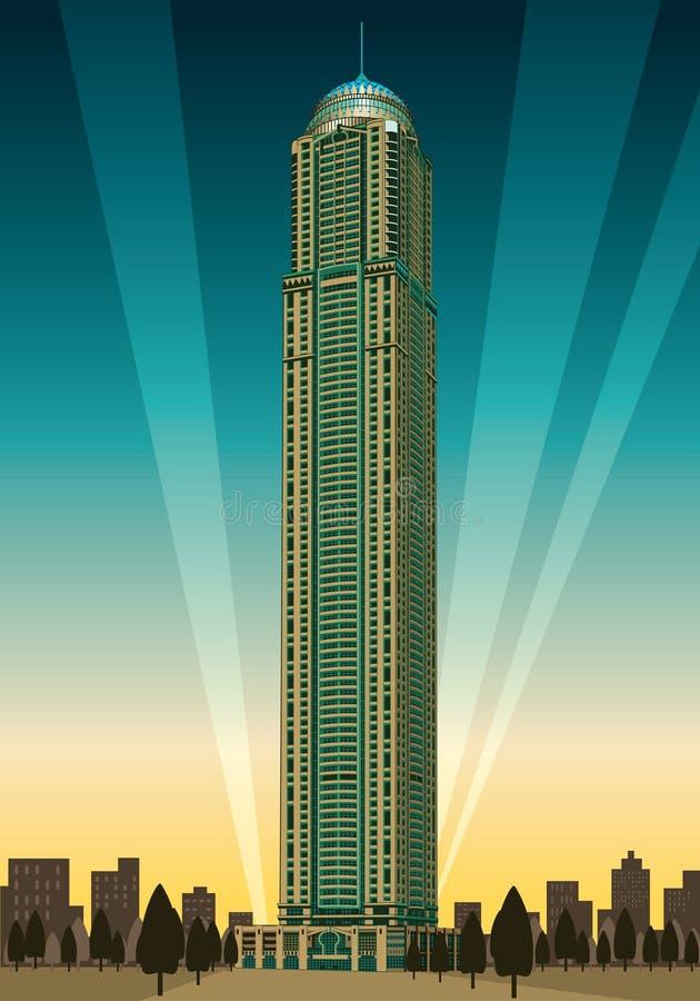 башня princess Дубай