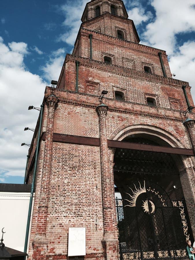 Башня Söyembikä стоковое фото rf