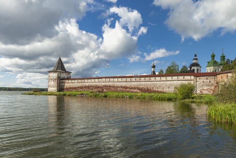 Башня Svitochnaya укрепила столетие XVI стоковое изображение