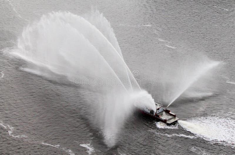 Балет #1 Fireboat стоковое фото