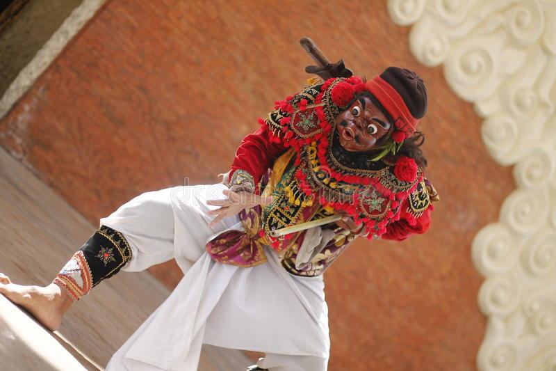Балийский танец стоковые фото