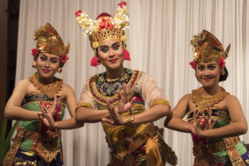 Балийский танцор стоковые фото