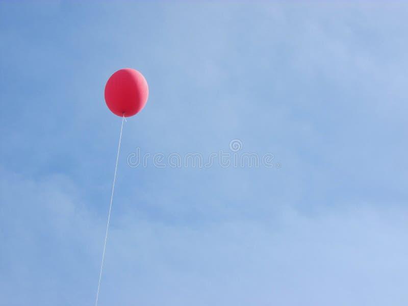 Баллоны в небе стоковая фотография