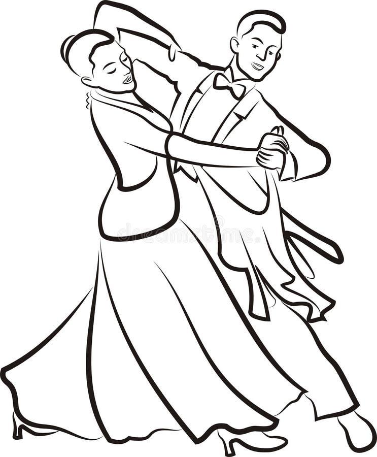 могут положиться раскраска танец вальс деловой, требовательный