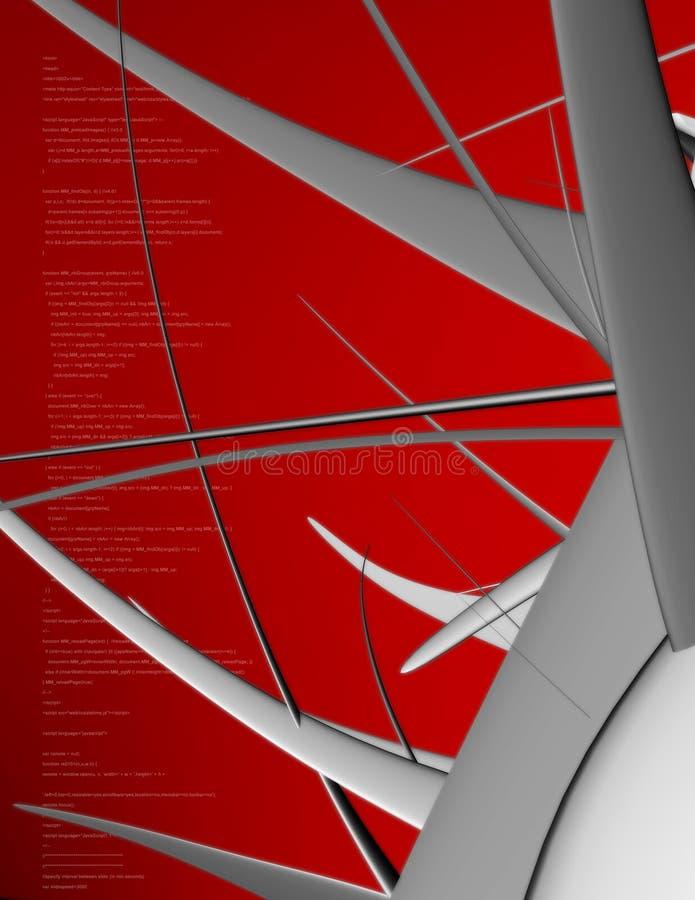 бдительный красный цвет бесплатная иллюстрация