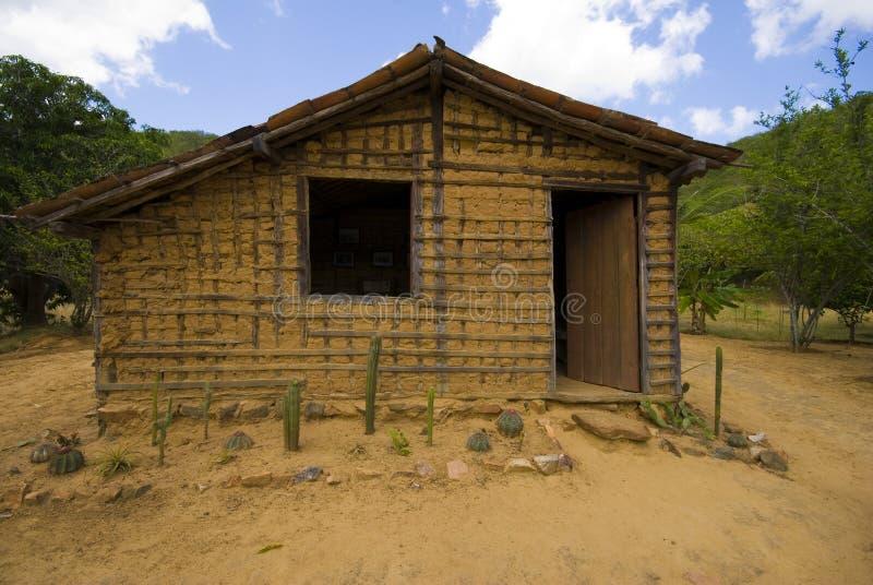 бедные дома стоковые изображения rf