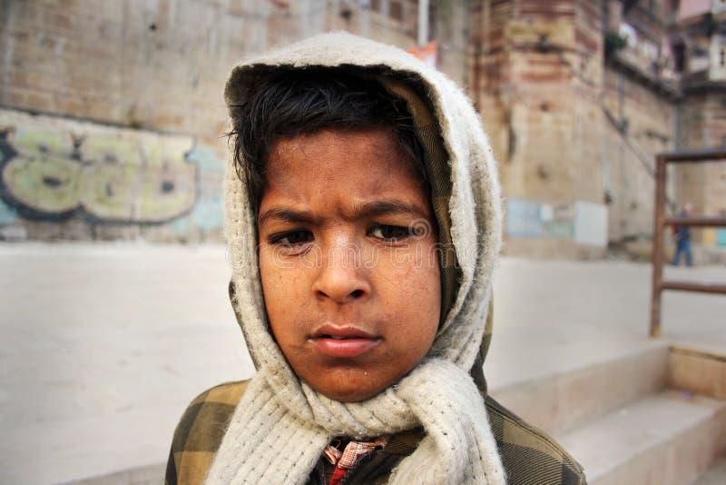 бедные Индии детей стоковое фото