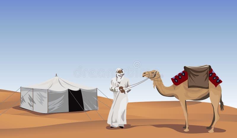 бедуин бесплатная иллюстрация