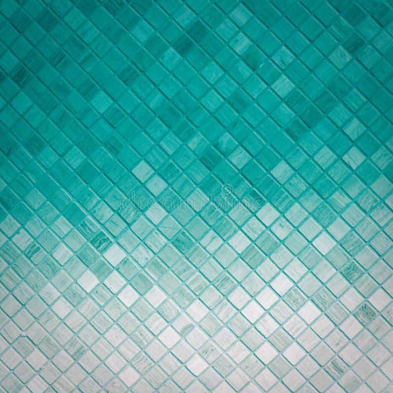 Бежевые и серые плитки мозаики Предпосылка мозаики стоковое фото