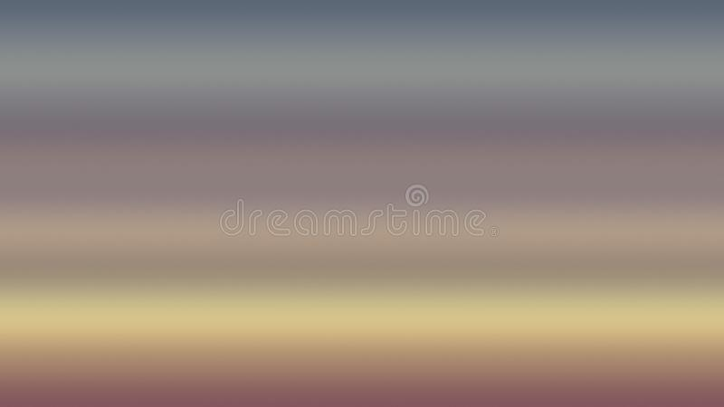 Бежевый свет предпосылки градиента неба, бледный иллюстрация вектора