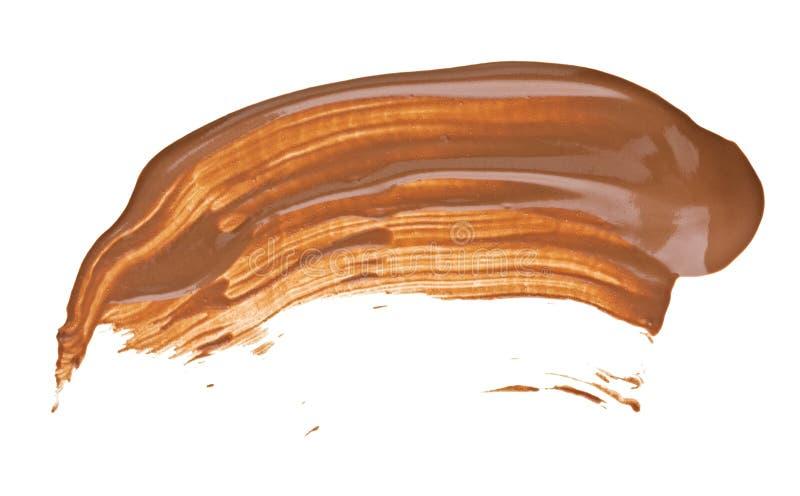 бежевый cream тон хода образца стоковое фото