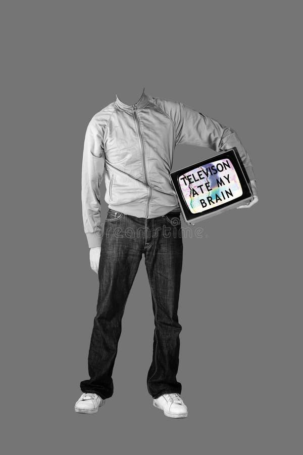 безглавый человек стоковая фотография