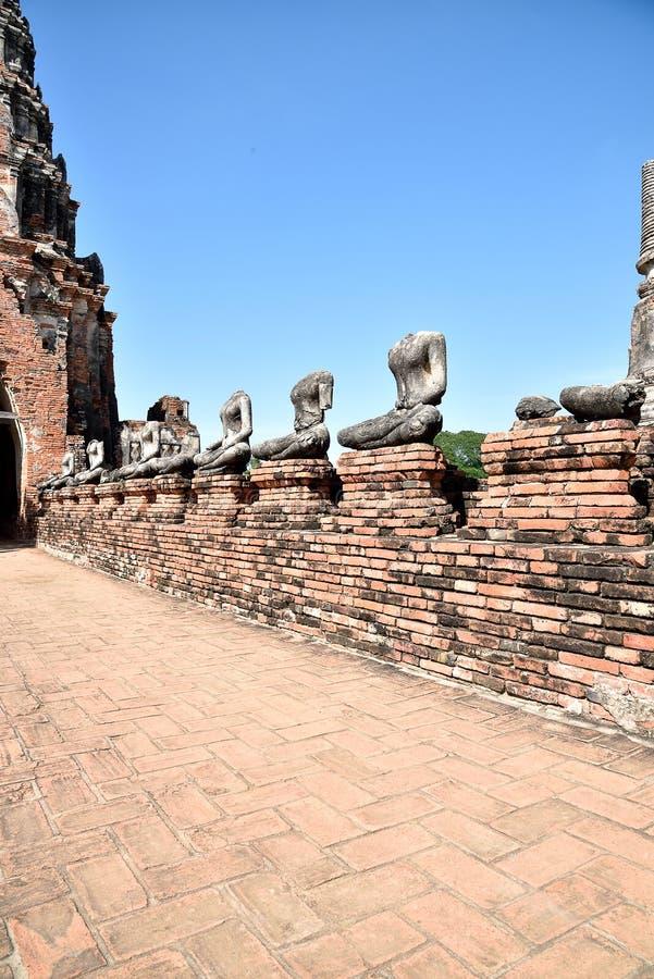 Безглавые статуи стоковое фото rf
