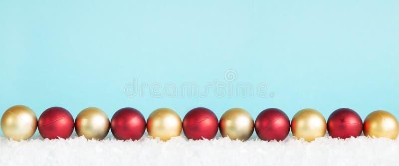 Безделушки рождества стоковые изображения