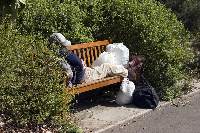 бездомно стоковые фотографии rf
