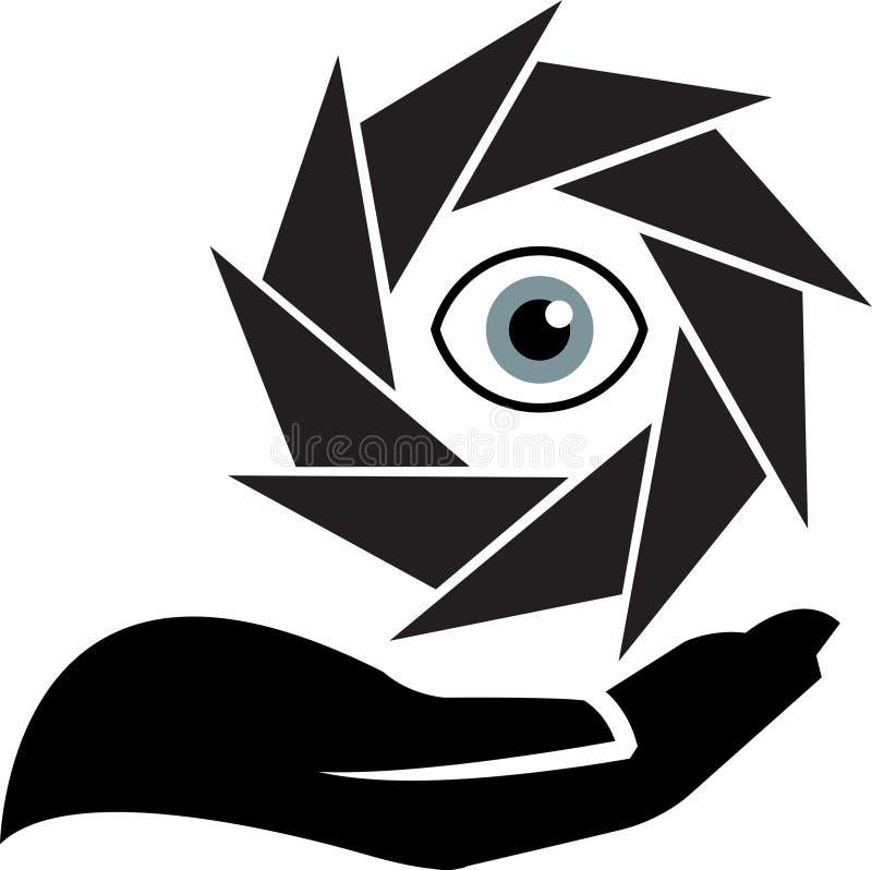 безопасность глаза бесплатная иллюстрация