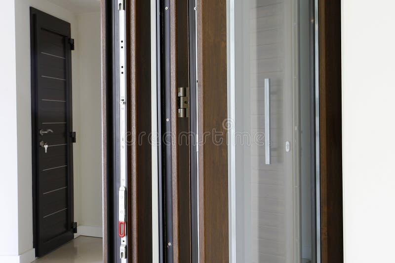 безопасность двери стоковое фото rf