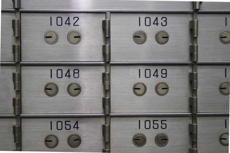 безопасность залеми коробок стоковое фото
