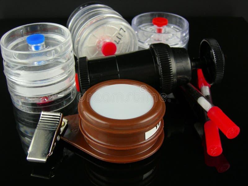 безопасность контроля оборудования стоковое изображение rf