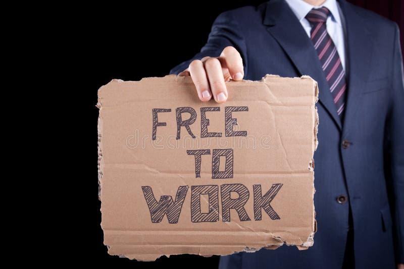 безработные бизнесмена стоковые фото