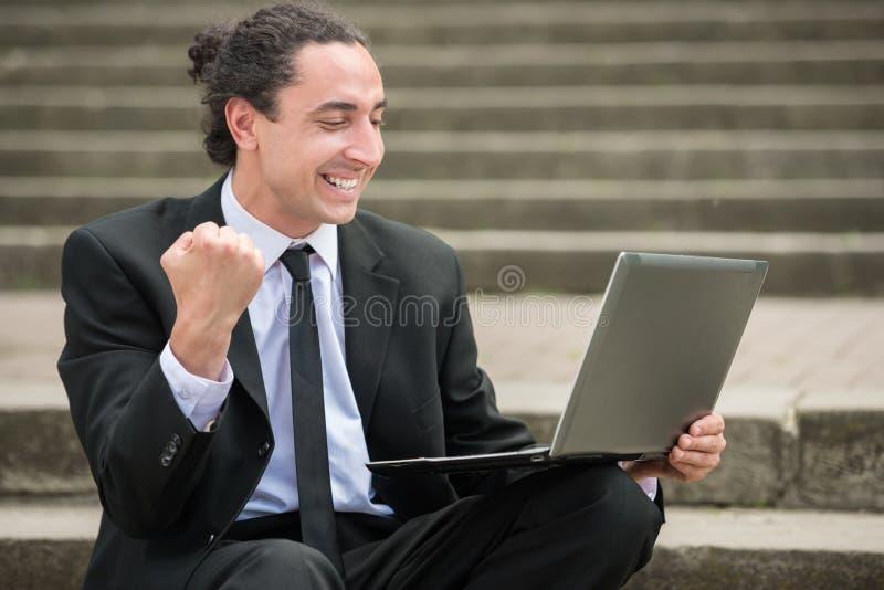 безработные человека стоковое фото