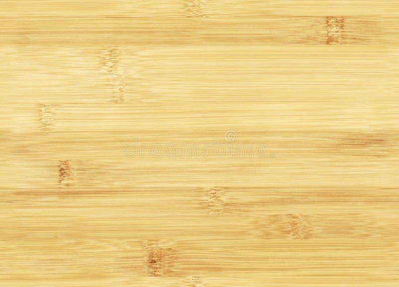 Безшовная бамбуковая деревянная текстура стоковое изображение