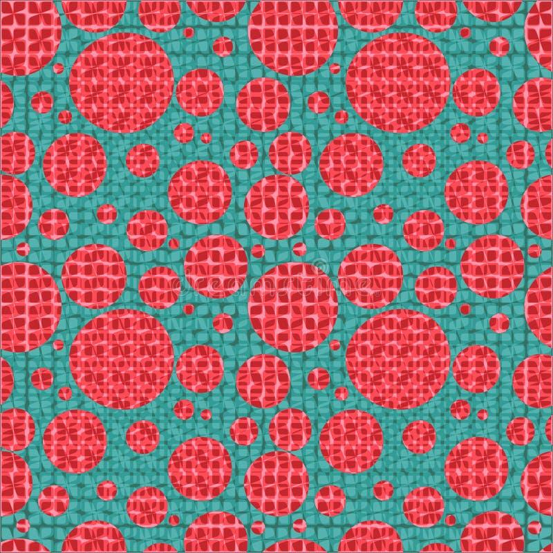 Безшовная геометрическая картина в стиле boho Мотив Boho, абстрактный стоковые изображения