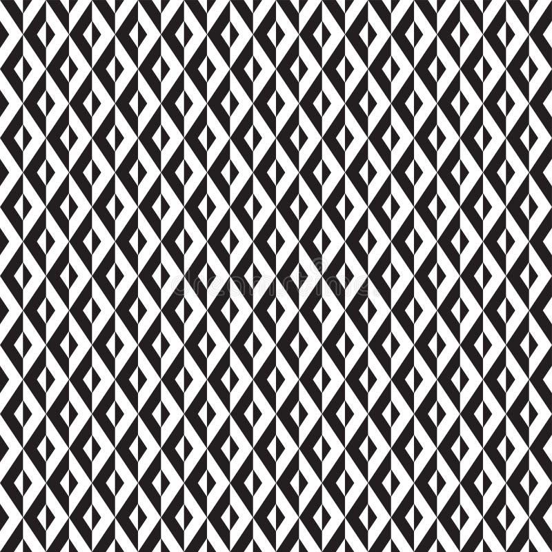 Безшовная геометрическая предпосылка текстуры картины бесплатная иллюстрация