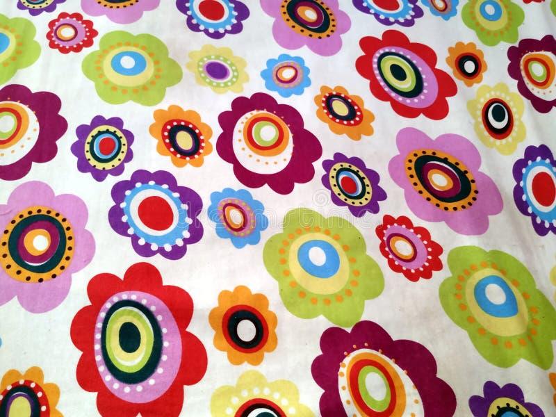 Безшовная картина в ретро стиле Предпосылка конспекта флористическая восточная текстурированная для scrapbook стоковое фото rf