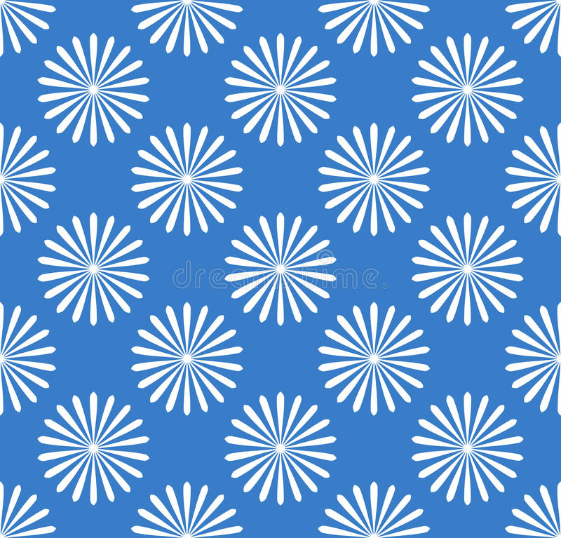 Download Безшовная картина, обои с мотивами цветка Простое Monochrom Иллюстрация вектора - иллюстрации насчитывающей мотивы, геометрическо: 81806084
