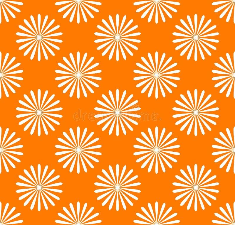Download Безшовная картина, обои с мотивами цветка Простое Monochrom Иллюстрация вектора - иллюстрации насчитывающей цветок, иллюстрация: 81806111