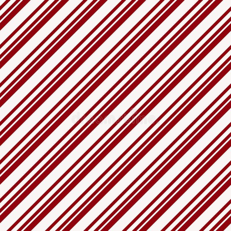 Безшовная картина с раскосными нашивками Предпосылка вектора иллюстрация штока