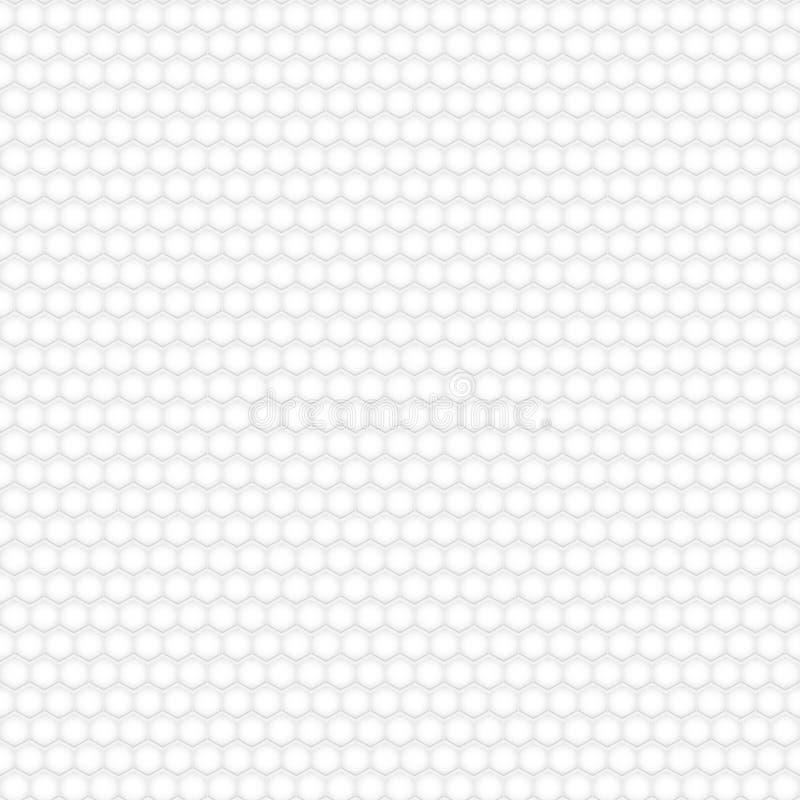 Безшовная картина шестиугольников бесплатная иллюстрация