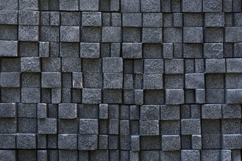 Безшовная предпосылка каменной стены - текстурируйте картину для непрерывного стоковые фотографии rf